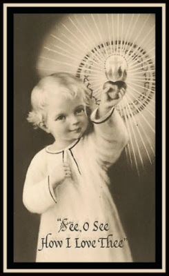 Child Sacred Heart of Jesus